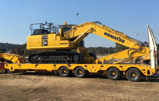EXCAVATOR LEASE AND OFF BALANCE SHEET ASSETS AT EQUIPLEND AUSTRALIA