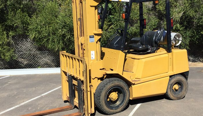 NEW AND USED FORKLIFT FINANCE AND LOANS THROUGH EQUIPLEND - GOOD AND BAD CREDIT WELCOME